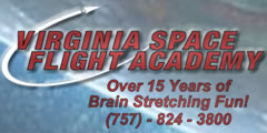 Virginia Space Flight Adventure Camp