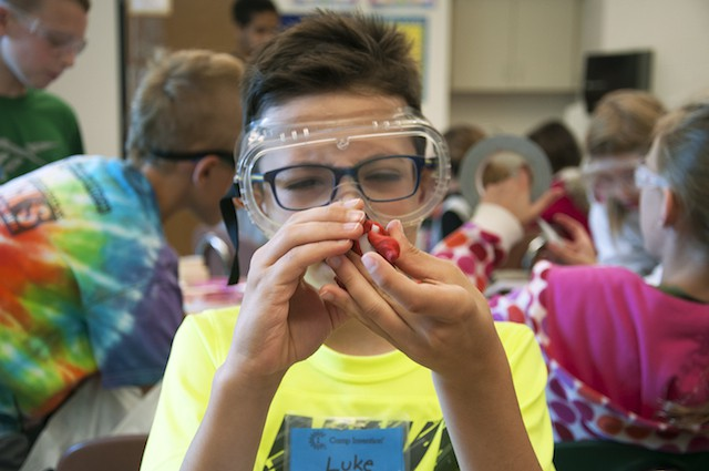Camp Invention Summer Camps 2017