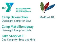 Camp Ockanickon, Matollionquay & Lake Stockwell