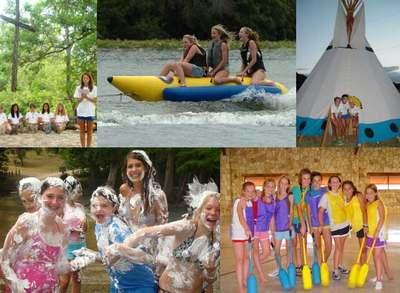 Camp Sierra Vista for Girls