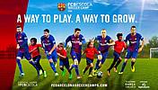 FC Barcelona Soccer Camps Dallas
