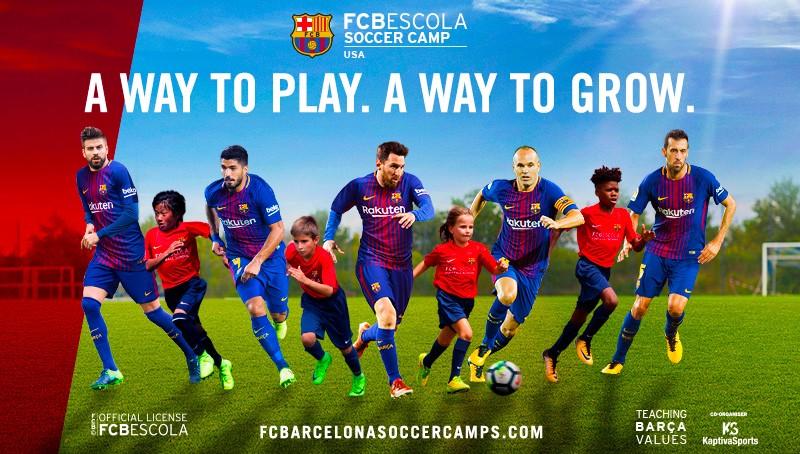 FC Barcelona Soccer Camps Boyds, MD