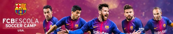 FC Barcelona Soccer Badge