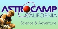 Astrocamp California Double Badge