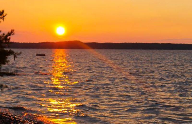 Crystal-Sunset