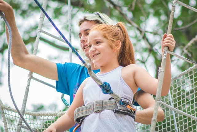 flying trapeze 42