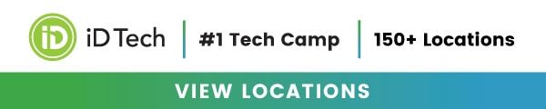 iD Tech 600×120 National Banner Ad M